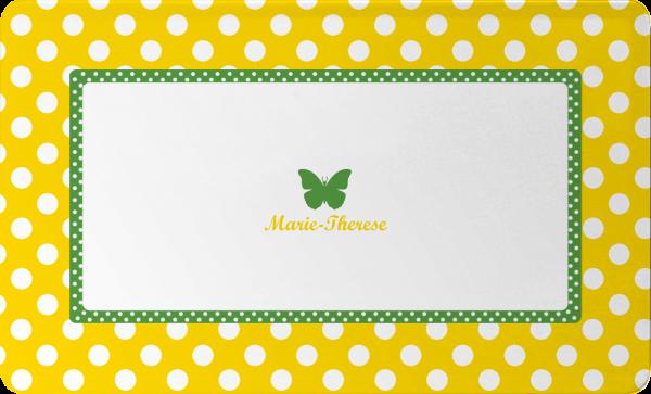 Kollektion Schmetterling - Brettchen