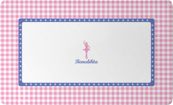 Kollektion Ballerina - Brettchen