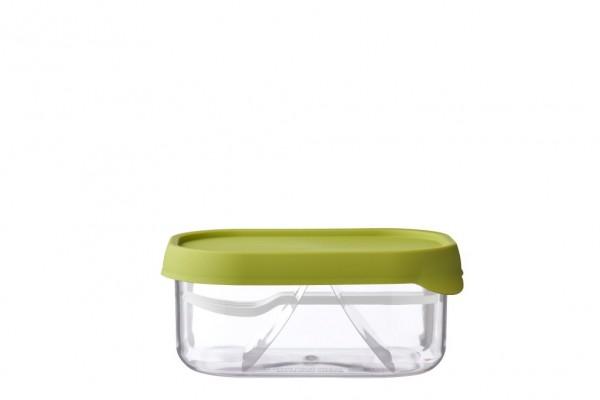 Gelbgrüne Fruchtbox
