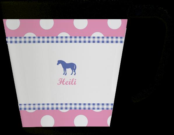 Kollektion Pferd - Tasse